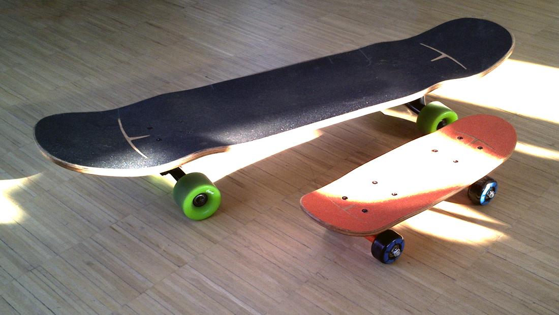 Custom Longboard Decks – DARK